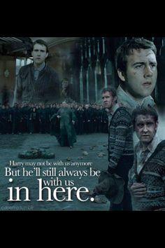 Harry Potter nevile is so brave!