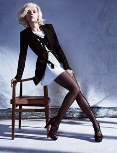 blazer & dress, fashion - Scarlett Johansson