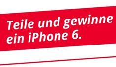 Gewinne mit dem aktuellen Homegate Wettbewerb und etwas Glück ein Apple #iPhone6. https://www.alle-schweizer-wettbewerbe.ch/gewinne-ein-iphone-6-von-apple/