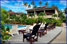 Go Cook Islands offers Sunset Resort Rarotonga at the competitive prices, Please feel free to browse through the list of options offered by Go Cook Islands