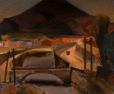 BBC - Your Paintings - The Bridge, Ystradgynlais