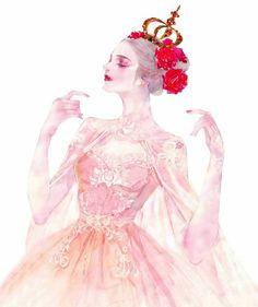 Frida Art, Fairytale Fashion, Manga Girl, Chinese Art, Cute Art, Art Inspo, Art Girl, Amazing Art, Character Art