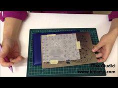 ▶ Multigrid Pergamano - griglie Pergamena Art by Kitiama - YouTube