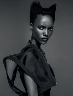 Herieth Paul By Frederico Martins For Slimi Magazine Summer 2017 - The Black Issue
