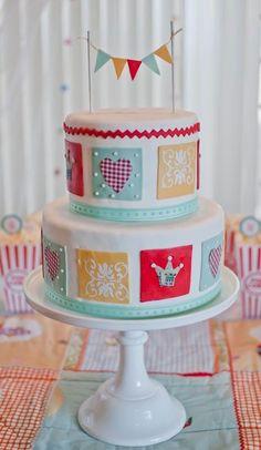 Erica OBrien Cake Design | Hamden, CT by Isabel G.E (Spain)