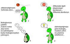 Öfke Kontrolü ve Kaplumbağa Tekniği