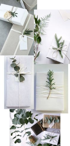 ▷ 80 ideas on how to wrap gifts beautifully with ▷ 80 Ideen wie Sie Geschenke schön verpacken mit Anleitung Gifts with strands embellish a few ideas on how to pack gifts creatively - Christmas Gift Wrapping, Best Christmas Gifts, Christmas Time, Holiday Gifts, Christmas Crafts, Nordic Christmas Decorations, Christmas Gifts For Adults, Christmas Ideas, Christmas Quotes