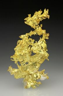 Gold from Eagles Nest Mine, Placer Co., California, USA ---Click on ad at www.goldshopper.org for free gold or silver! #gold bullion #Bullion #Gold #Silver #Platinum #Palladium #Bullion #GoldCoins #Precious #PreciousMetal #gold nugget #gold nuggets