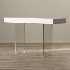 Found it at AllModern - Console Table