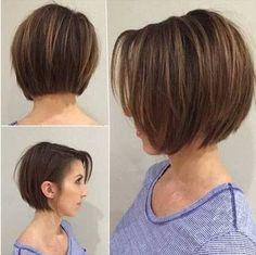 Bob Hairstyles For Fine Hair 21 Bob Haircuts For Fine Hair  Chic Bob Hairstyles 2018  Pinterest