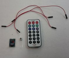 Picture of Arduino Infrared Remote tutorial
