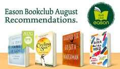 EASON BOOK CLUB: AUGUST 2015  SELECTIONS