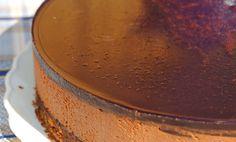 Varomeando: Semifrío de chocolate con avellanas