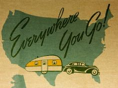 The Fever For Vintage Trailers: Hotter All The Time!