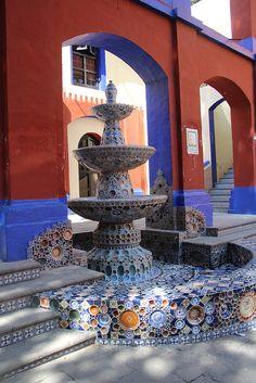 Ex hacienda de chiautla - Puebla, Mexico