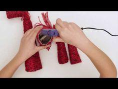 Kolay ve pratik yılbaşı süsü fikirleri / New year's eve party decoration ideas - YouTube