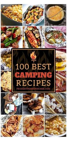 Best Camping Meals, Camping Menu, Tent Camping, Camping Hacks, Camping Dinner Ideas, Camping Cooking, Easy Food For Camping, Camping Activities, Camping Essentials