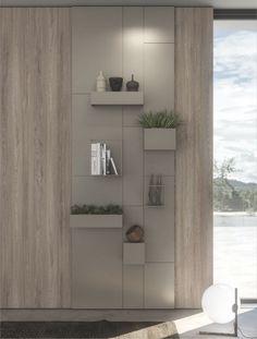 #Caddy è la nuova collezione di #mensole della linea #Magnetika by #RondaDesign. Si caratterizza per le sue forme pulite ed essenziali, proprie di un parallelepipedo geometrico. Questa forma particolare si presta molto bene ad essere inserita nei diversi ambienti di un'#abitazione o di un #ufficio.