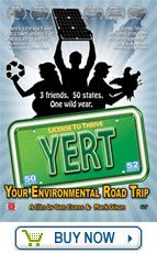 Your Environmental Road Trip - 50 States. 1 Year. Zero Garbage? Called to action by a planet in peril, three friends hit the road - traveling with hope, humor, and all of their garbage - to explore every state in America (the good, the bad...and the weird) in search of the extraordinary innovators and citizens who are tackling humanity's greatest environmental crises.