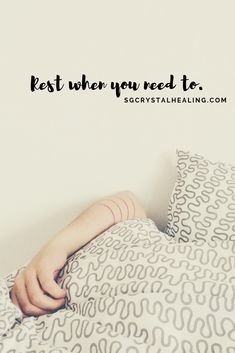 Monday Motivation Week 41 - a reminder that you shouldn't wait until you're sick to rest OR until you want to quit. Take time to rest, you're allowed to. #motivation #motivationalquotes #mondaymotivation