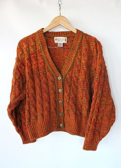 Cropped cable knitted cardigan ❤ liked on Polyvore | Fashion ...