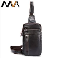 da6aba5aefd8 Cheap bag male, Buy Quality chest pack directly from China men crossbody  Suppliers: MVA Genuine Leather Men Bag Men's Crossbody Bag Men Messenger  Bags ...