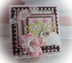 Sweeet Designs By Cheryl: Easter Blessings