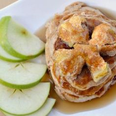 Green apple pancake recipe