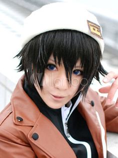 cosplay de The Future Diary Amano Yukiteru