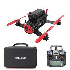 2016 New Arrival Eachine Racer 130 FPV Racer Drone RTF With HD ActionCam Camera RC Multicopter Camera Drones Mode 2 ** Be sure to check out this awesome product. Racing Drones For Sale, Drone For Sale, New Drone, Drone Technology, Aerial Photography, Flashlight, Carbon Fiber, Coding, Check