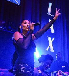 Adina Howard and Al B. Sure! Take over Throwback Thursday at LAX Nightclub inside Luxor Hotel and Casino (Photo credit: Powers Imagery).