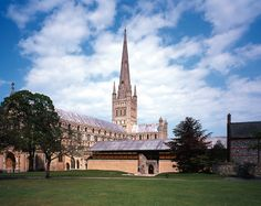 Norwich Cathedral Refectory and Hostry By Hopkins Architects – 17 Paul Tyagi | Designalmic