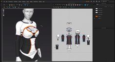 Project Beyond - Gumroad Tutorial, - Wizix - 3d Design, Game Design, Pattern Design, Zbrush Tutorial, 3d Tutorial, Blender 3d, Clothing Patterns, Sewing Patterns, 3d Fashion