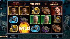Jurassic World в казино Вулкан на реальные деньги - У вас есть уникальная возможность побывать в поразительном парке динозавров, которую дарит игра Jurassic World. Запустив эту новинку в казино Вулкан, вы будете получать реальные деньги за комбинации из героев фильма и устра� Jurassic World, Baseball Cards