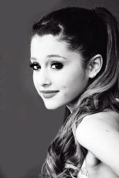 Ariana Grande. Who doesnt love her!?