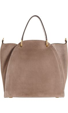 Maiyet Suede Peyton Tall Tote