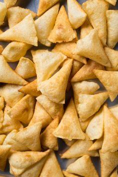 Gluten Free & Keto Tortilla Chips ️ 3 Ways