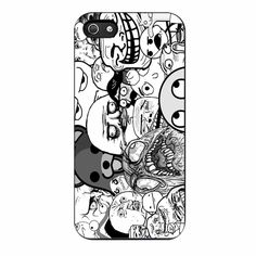 Meme Face Troll Face Group Funny iPhone 5/5s Case