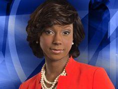 Reporter Crystal Haynes