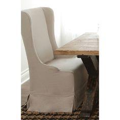 Kosas Home Fitz Wing Back Parsons Chair & Reviews | Wayfair