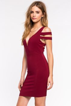 Sexy Dresses, Short Dresses, Bridget Satterlee, Just Girl Things, One Piece Dress, Beautiful Gorgeous, Beauty Women, Girl Fashion, Clothes For Women