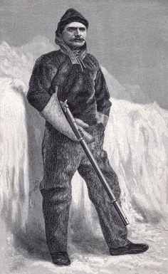 Drawing of Francis Long