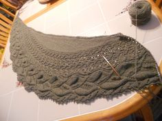 Ravelry: joann19's Buds of May Mystery Shawl KAL