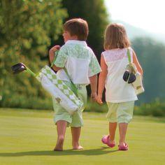 .Adorable junior golfers! #golf #lorisgolfshoppe