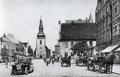 Insterburg - Alter Markt 1908