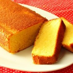 texture is looking like cebu's torta Sweet Recipes, Real Food Recipes, Yummy Food, Gluten Free Sweets, Gluten Free Recipes, Bolos Light, Sweet Corn Cakes, Lactose Free, Homemade Cakes