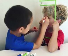 Toddler Painting Activities, All About Me Activities, Eyfs Activities, Classroom Activities, Preschool Activities, All About Me Eyfs, All About Me Topic, New School Year, Pre School