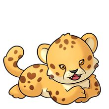 Cute Animal Drawings, Kawaii Drawings, Funny Animal Pictures, Art Pictures, Cute Cartoon Animals, Cute Animals, Felt Animals, Baby Animals, Chibi