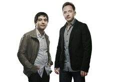 Drew Houston & Arash Ferdowski are co-founders of Dropbox. Dropbox allows users access and share from nearly anywhere using a file sync cloud. Available in English, Spanish, French, German and Japanese. Founded in Top Entrepreneurs, First Time, Houston, Bomber Jacket, Entrepreneurship, Life Lessons, Cloud, Spanish, German