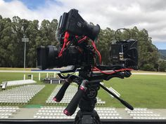 For all the #a7sii lovers out there. Here's our wireless camera rig. #magoneproductions #magonemedia #sonyfs7ii #teradek #movcam  #fs7mark2 #fs7ii #sonyfs7 #fs7 #sonya7sii #sonya7rii #sonygmaster #gmaster #videolife #videographer #videoproducer #videomarketing #filmmaking #salinasca #monterey